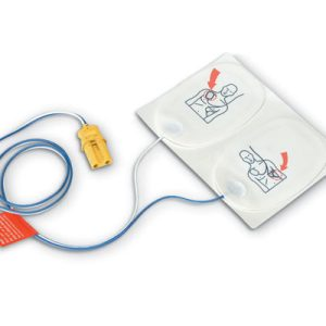 HEARTSTART FR2  ADULT TRAINING PAD II07-10900