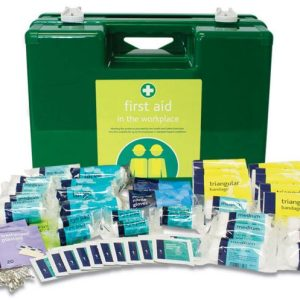 HSE 50 Person Workplace Kit117