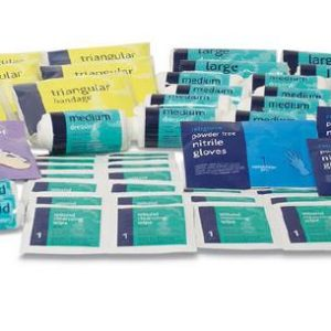 HSE 50 person workplace refill kit123