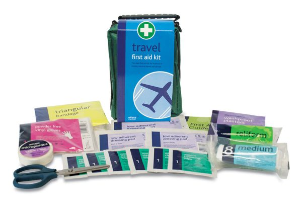 Travel First Aid Kit in Helsinki Bag151