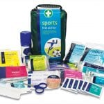 Sports First Aid Kit in Copenhagen Bag158