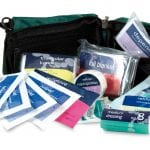 Universal First Aid Kit in Oslo Bag161