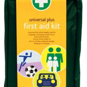 Universal First Aid Kit in Stockholm Bag163