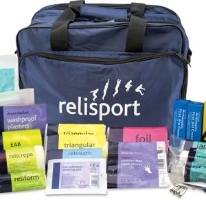 Relisport County F.A. First Aid Kit in Toulouse Sports Bag187