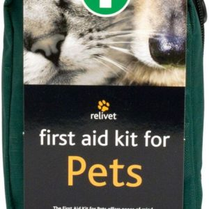 Relivert First Aid Kit for Pets199