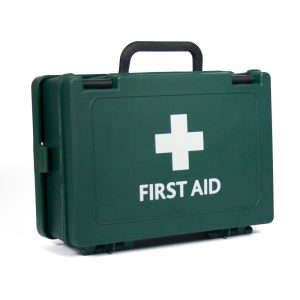 Durham HS3S First Aid Box Green202