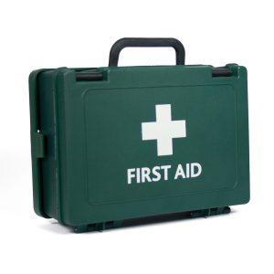 Durham HS3S First Aid Box Green202