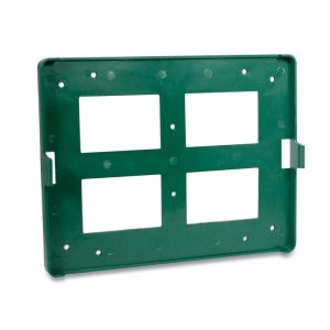 Bulkhead Bracket for Oxford HS3 Green2050