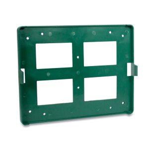 Bulkhead Bracket for Oxford HS3 Green2050