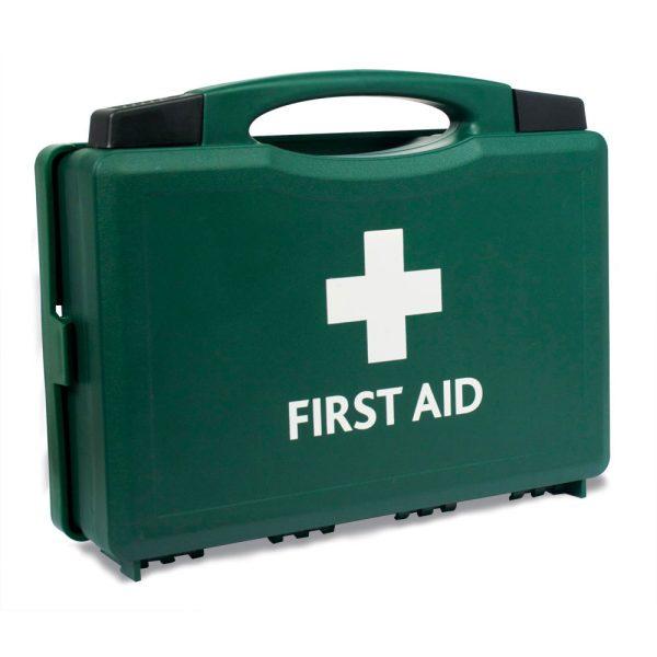 Aston First Aid Box  Green209
