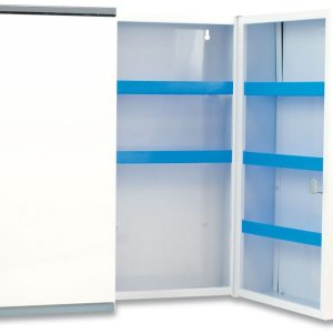 Budapest Double First Aid empty Cabinet215