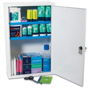 Medium Workplace Plus Kit in Sofia Metal Cabinet2177