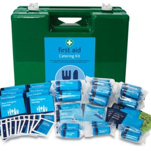 HSE 50 Person Catering Kit218