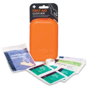 First Aid Glove Box Hardcase (22 items)2640-ARA