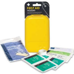 First Aid Holiday Hardcase (23 items)2642
