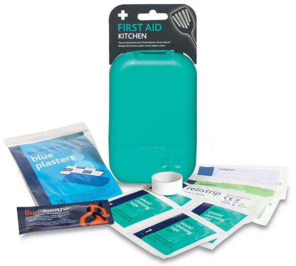 First Aid Kitchen Hardcase (23items)2645