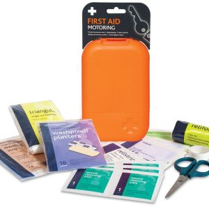 First Aid Motoring Hardcase (35 items)2660