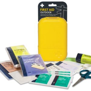 First Aid Outdoor Hardcase (36 items)2665