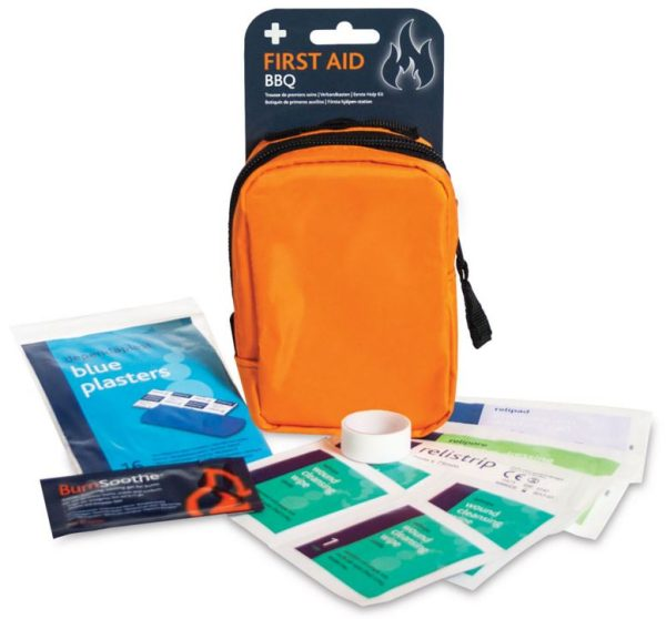 First Aid BBQ Pouch (23 items)2736