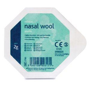 Relistat Nasal Wool