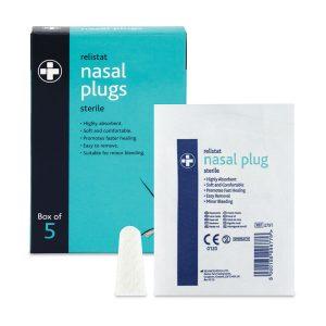 Relistat Nasal Plug