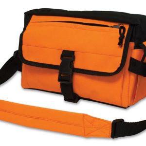 Strasbourg Bag Orange 17.5cmH x 30cmW x 10cmD288