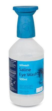 Eyewash Bottle500ml with Eyebath Cap2990