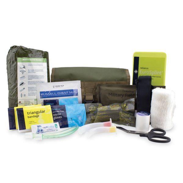 Individual Military Kit - in Military Bag3055