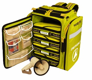 MobileAid Hi-Visibility XL Incident Command Team Kit31430