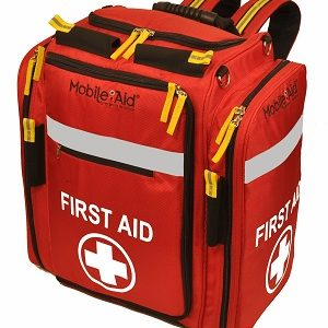 MobileAid XL Hi-Visibility First Aid Backpack (Empty)31470