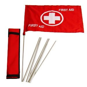 MobileAid First Aid Flag Assembly31562