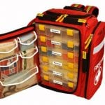 MobileAid Hi-Visibility Emergency Response Station: CERT Mass Casualty Trauma First Aid31754
