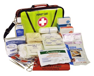 MobileAid OTS On-the-Go First Aid kit31764