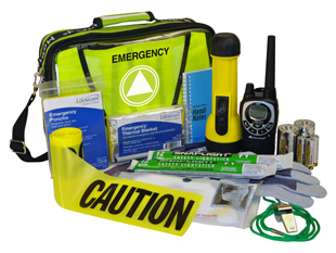 MobileAid OTS Emergency Incident Commander Kit31770