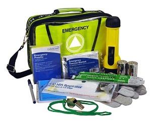 MobileAid OTS Basic Emergency Response Kit31774