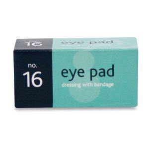 Eye Pad Dressings No.16 boxed323