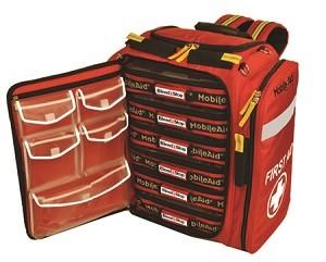 BleedStop XL 300 MASS-CASUALTY Bleeding Wound Trauma First Aid Backpack32454