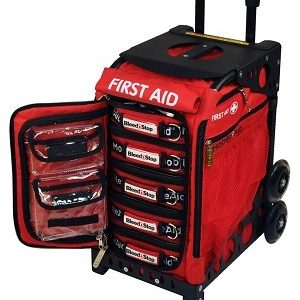 BleedStop Easy-Roll 200 MASS-CASUALTY Bleeding Wound Trauma First Aid Station32462
