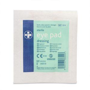 Eye Pad Dressing 7.5cm x 5.5cm324