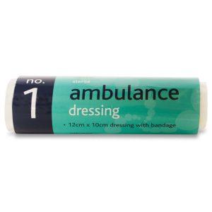 No.1 Ambulance Dressing sterile331-AR