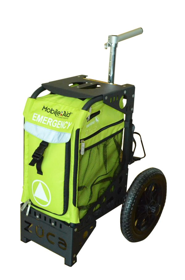 MobileAid All-Terrain Emergency Response Cart33590