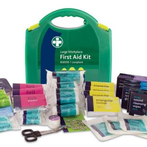 BS8599-1 Large Workplace First Aid Kit.348