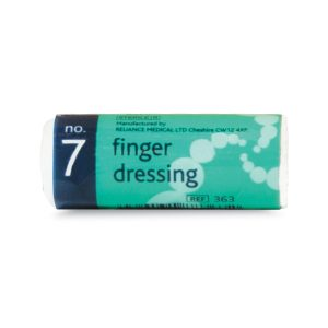 Reliance NO.7 finger dressing363-AR