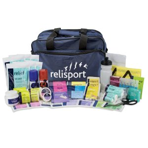 Relisport Olympic First Aid Kit in Toulouse Sports Bag374