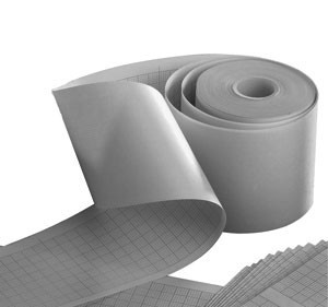 50 mm Chemical Thermal Gray Grid (80 rolls)40457D