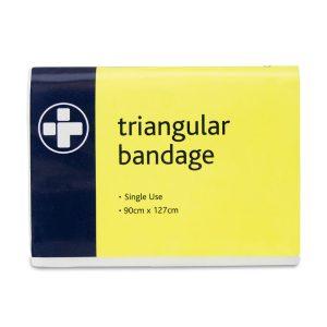 Single use triangular bandage 90 x 127cm411-AR