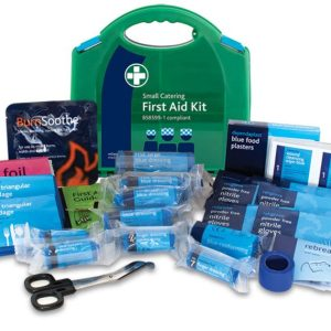 BS8599-1 Small Workplace Catering First Aid Kit427