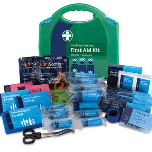 BS8599-1 Medium Workplace Catering First Aid Kit428