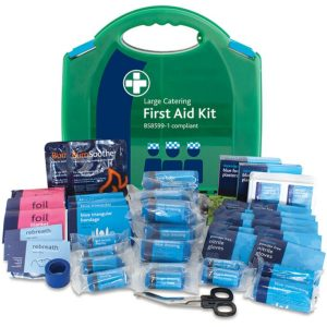 BS8599-1 Large Workplace Catering First Aid Kit429