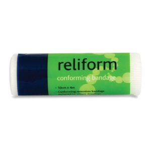 Reliform conforming bandage 10cm x 4m433-AR